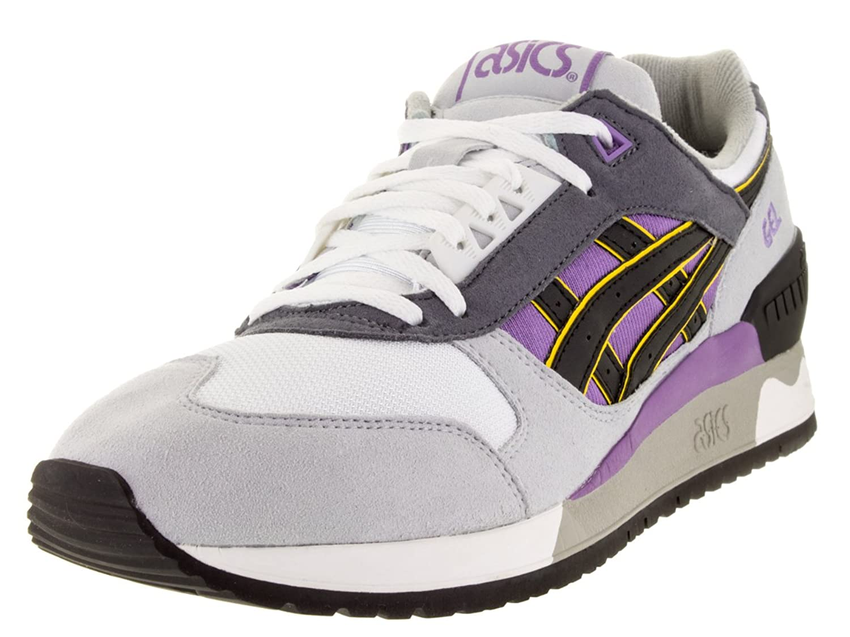 Amazon.com | ASICS Men's Gel-Respector Aster Purple/Black Running Shoe 9 Men  US | Road Running