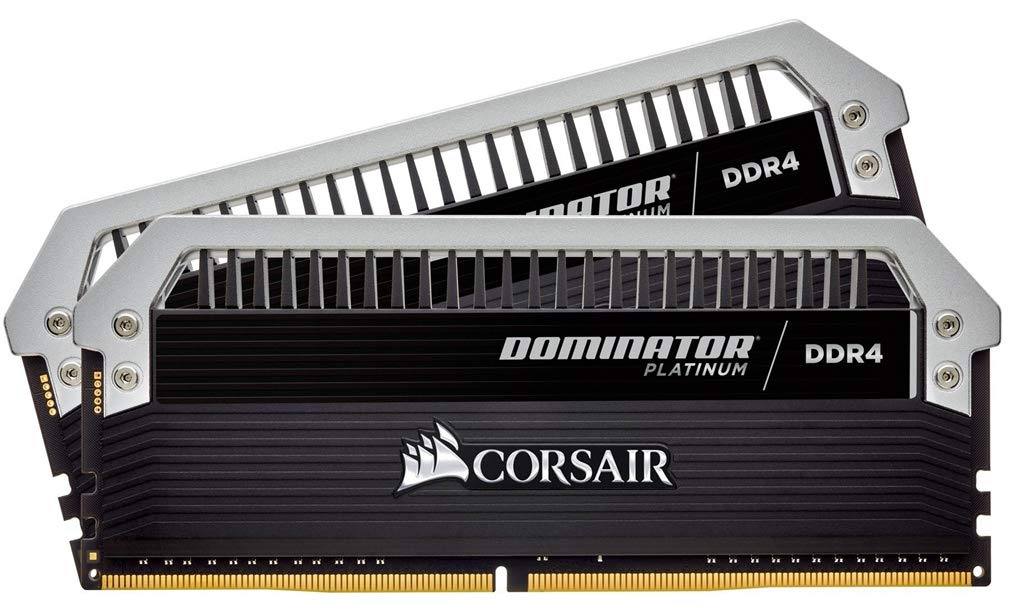 [amazon.de] Corsair CMD16GX4M2C3333C16 Dominator Platinum DDR4 RAM 16GB (2 x 8GB) um 116,31€ anstatt 172,21€