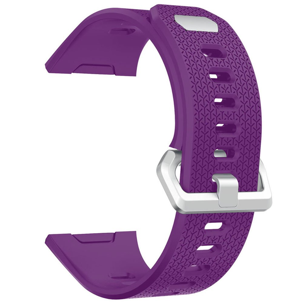 No Tracker Soft Silicone Adjustable Replacement Sport Strap Band for Fitbit Ionic Smartwatch Band For Fitbit Ionic