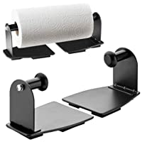 Deals on Katzco Magnetic Paper Towel Holder with Magnetic Backing