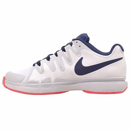 Da biancoblu Tour Air 5 Zoom 9 Tennis Scuro Vapor Scarpe Nike 0nOxgRwZf