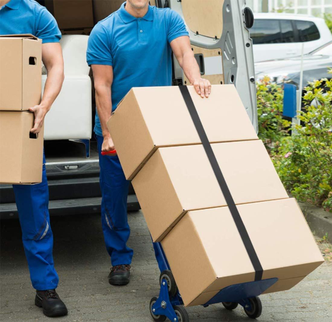 Concisea 4Pcs Sangle darrimage Sangles de Verrouillage Heavy Duty Cargo Sangles darrimage pour Porte V/élo Moto Voiture