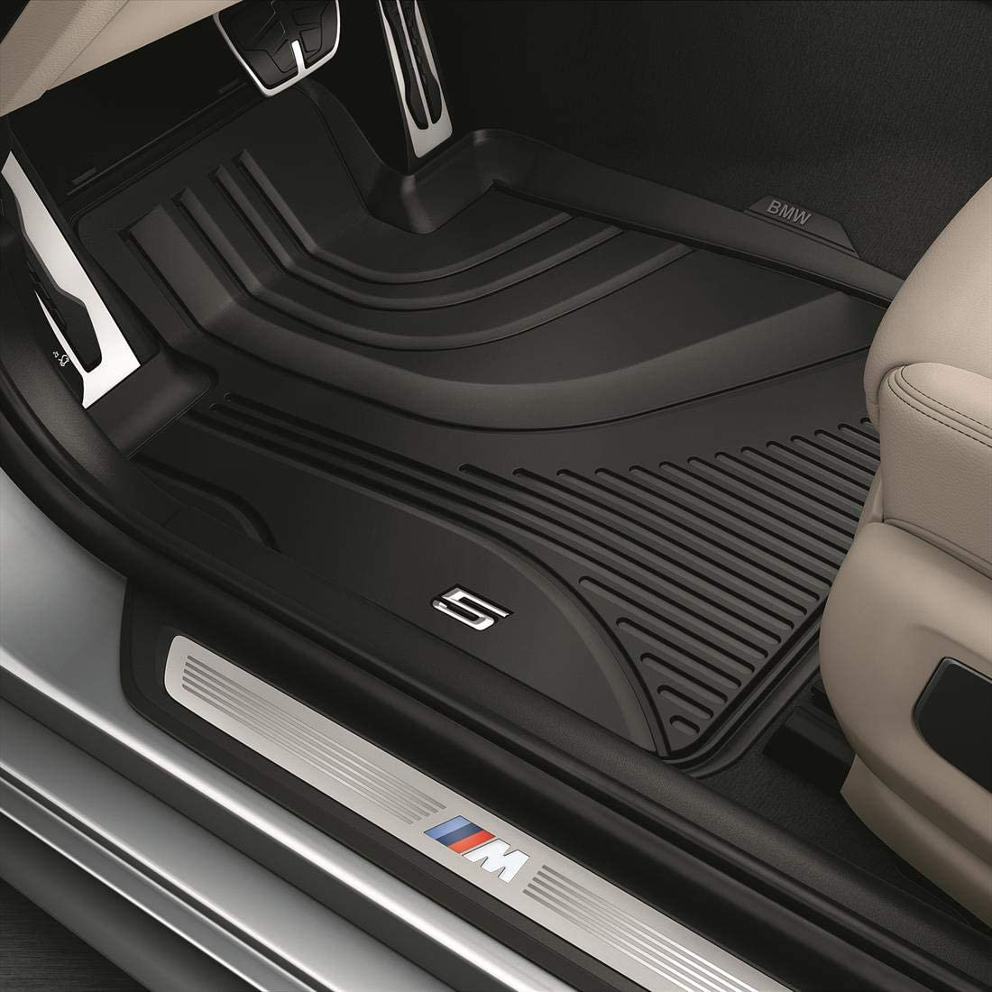 GGBAILEY D2478A-F1A-BLK/_BR Custom Fit Car Mats for 2006 2010 2007 2009 2011 Honda Civic Hybrid Black with Red Edging Driver /& Passenger Floor 2008