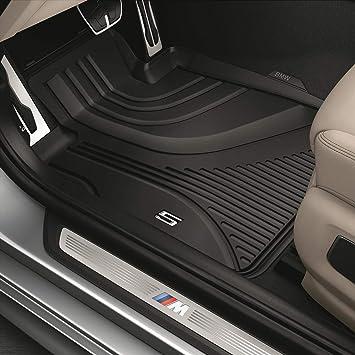 Tappetini IN GOMMA GOMMA Tappetini Tappetini BMW 5-er g30 g31 di MC ab anno 2017