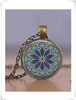 la G/éom/étrie sacr/ée g/éom/étrique Collier collier Metatron pour femme en cube collier pour homme le Cube de Metatron un superbe Cadeau. Metatron de cube Pendentif Collier