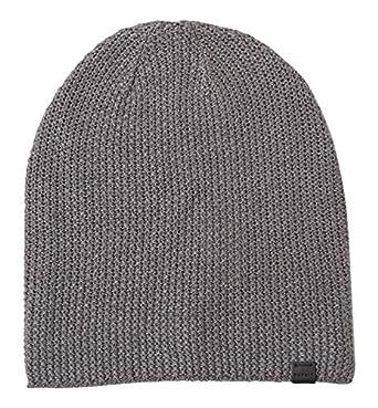 EDC by Mens 106CA2P003 Beanie, Grey, One Size Esprit