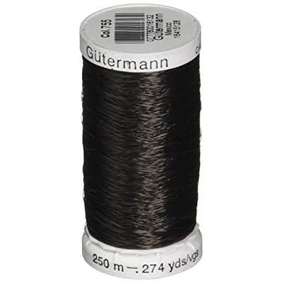 Gutermann Invisible Thread 274yd-Smoke: Juguetes y juegos