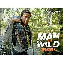 Man vs. Wild Season 3