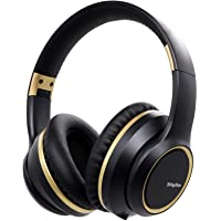Noise Cancelling Headphones Wireless Bluetooth 5.0, Over-Ear Srhythm NC15 Headset with Microphones for Online Class/Home…