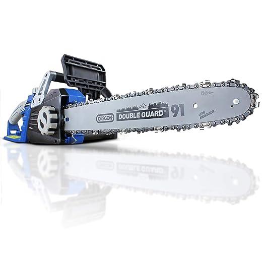 Hyundai Powerful 2400 Watt - Top Pick Electric Corded Chainsaw