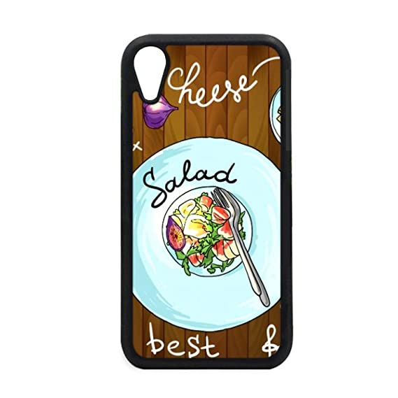 Amazon.com: Salad Cheese Figs France Restaurant iPhone XR ...