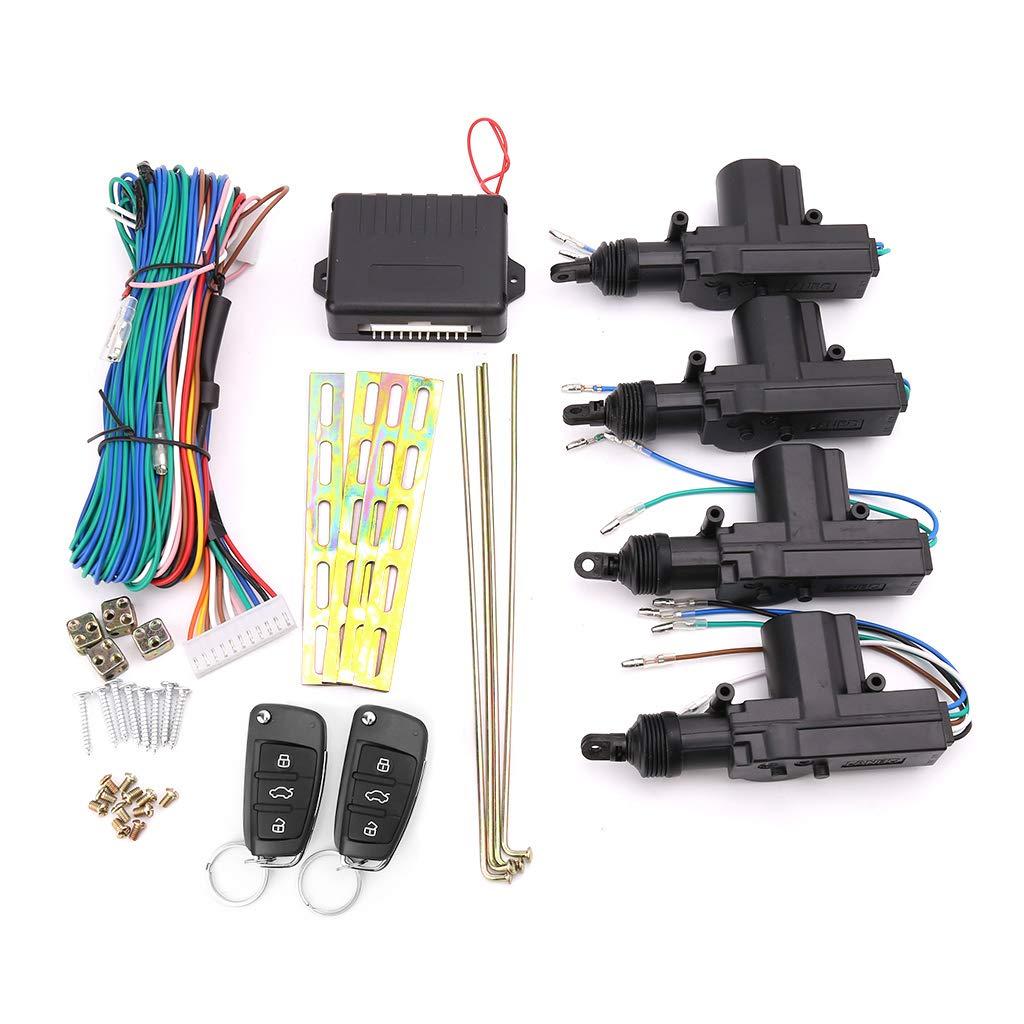 Amazon com: Autone Car Remote Control Central Locking Kit Keyless