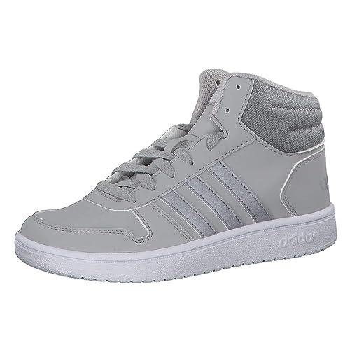 adidas Hoops Mid 2.0 K, Zapatillas de Entrenamiento para Niños: Amazon.es: Zapatos y complementos