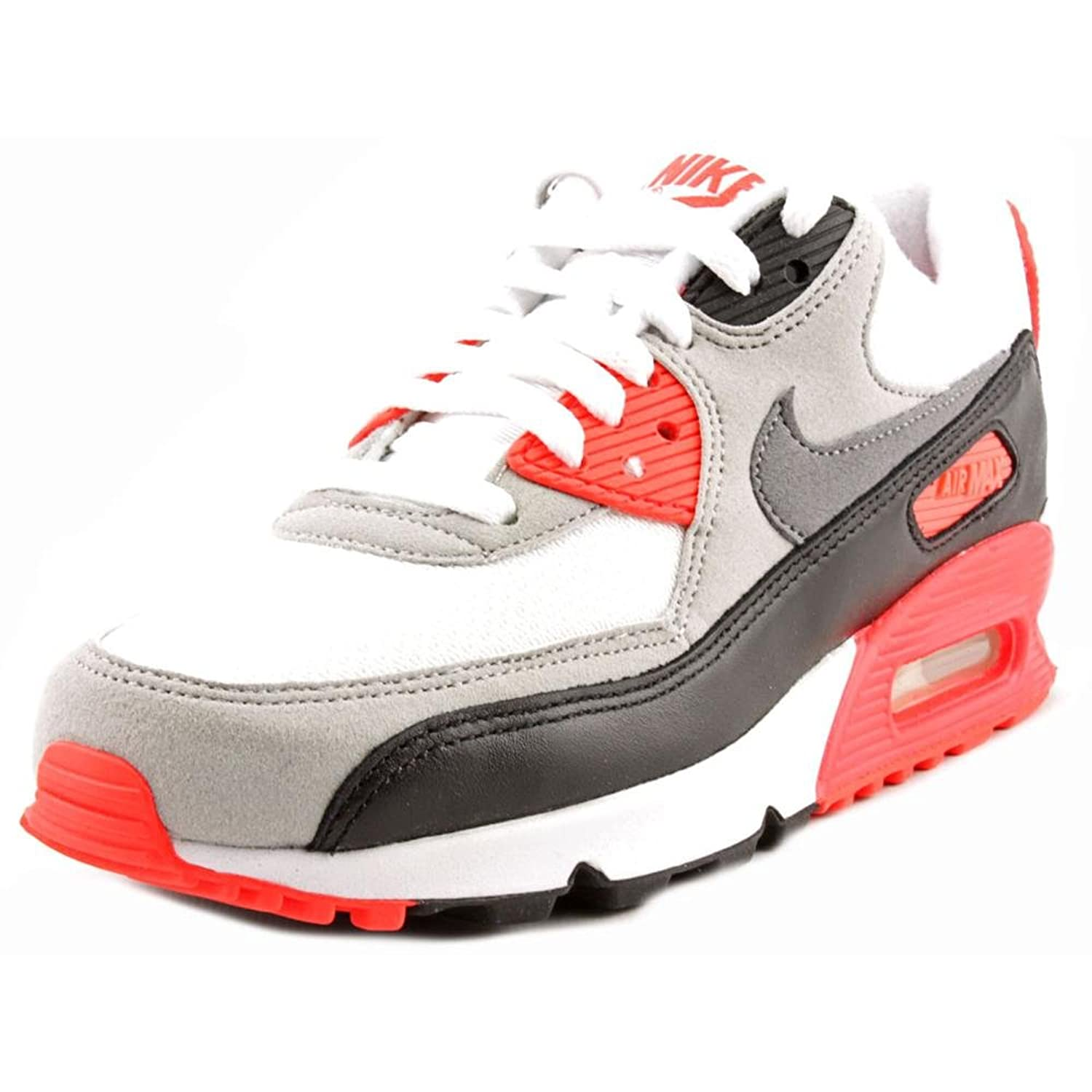 WoMen's Nike WMNS Air Max 90 OG Running Shoes 742455 100