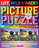 img - for LIFE Wild & Wacky Picture Puzzle (Life Picture Puzzle) book / textbook / text book