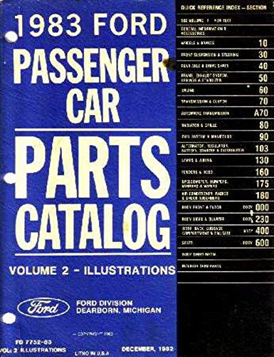 Ford Oem Parts Catalog - 6