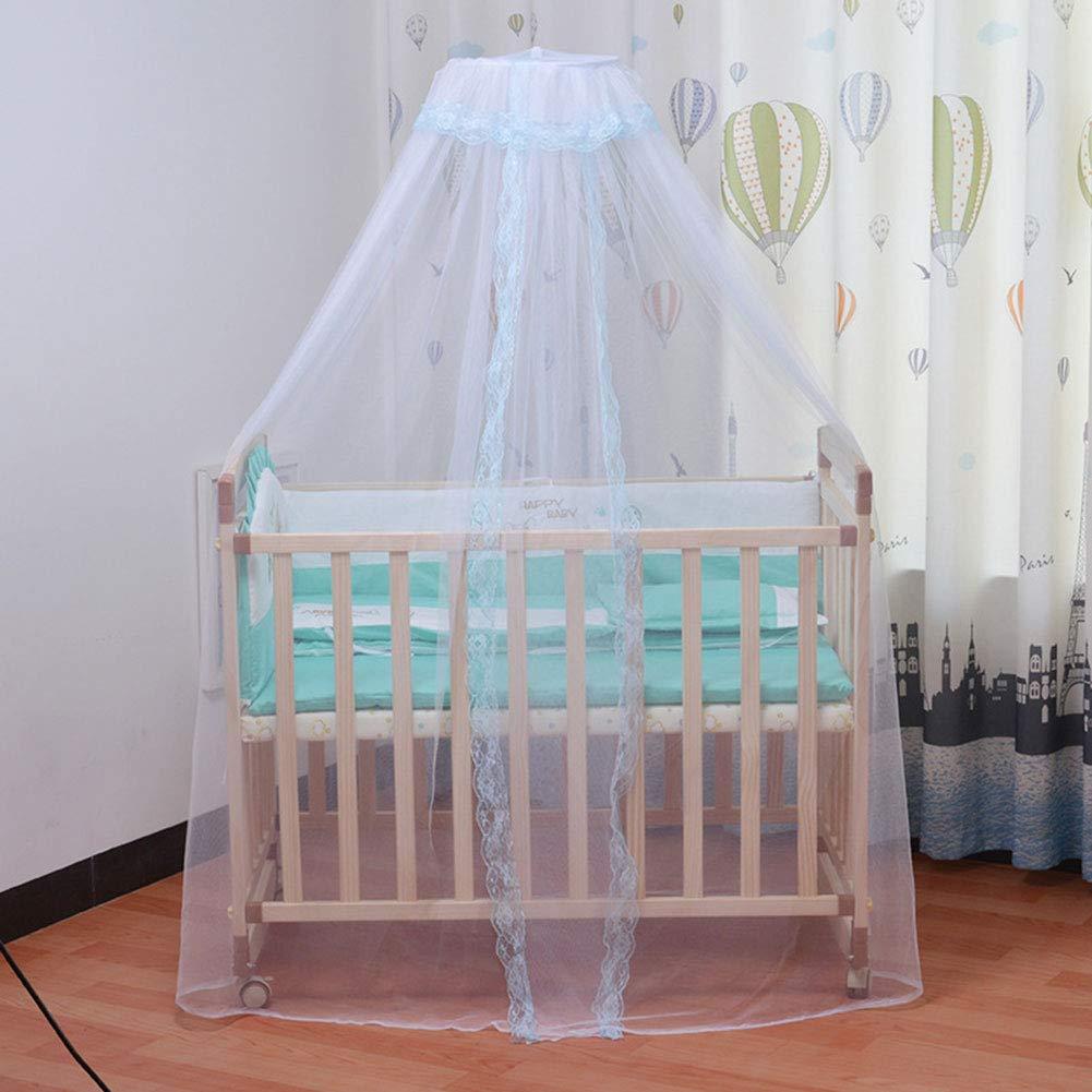 Blue Superban dd44 YASSUN 2 Infant Child Crib Baby Bed Mosquito net Mosquito net Mosquito net Mosquito net Court Crib Bedding Set