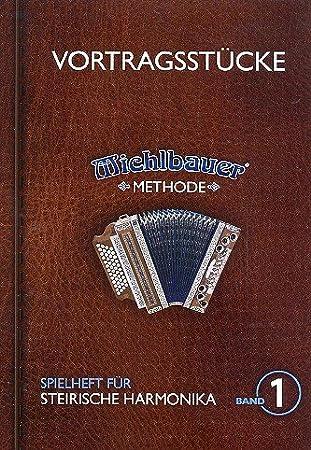 PONENTES Boquillas (+ CD): para steirische mano Armónica en mango Texto: Amazon.es: Instrumentos musicales