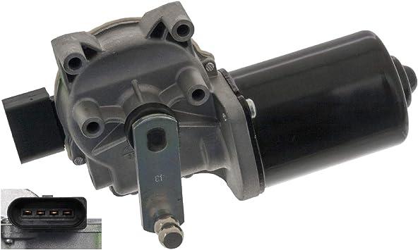 Febi Bilstein 48671 Scheibenwischermotor 1 Stück Auto
