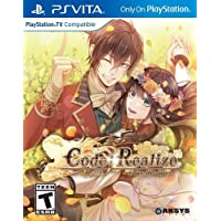 Code Realize Future Blessings PlayStation Vita