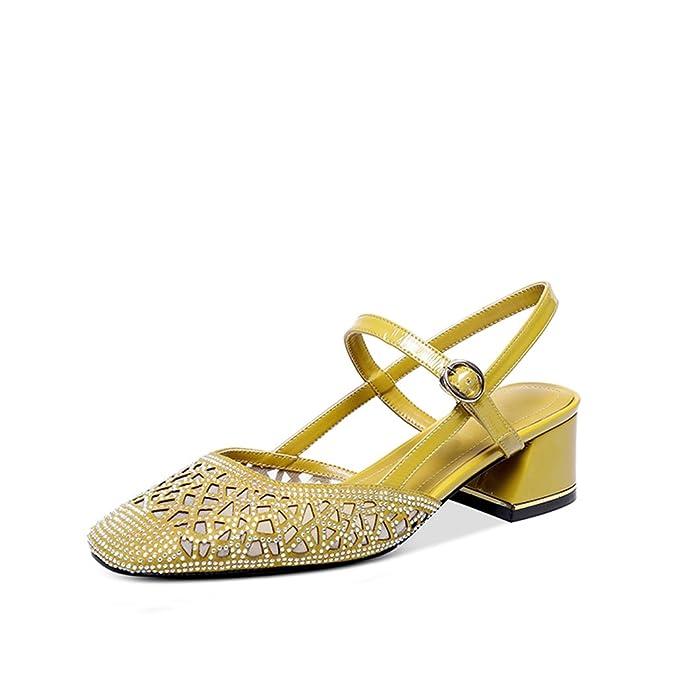 Juveniles Verano Con Yubin Zapatos De Sandalias Femenina Comodidad qSaF7w