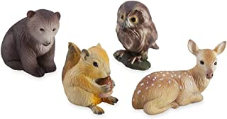 product image for Magic Cabin Woodland Baby Animal Collection (Set of 4)