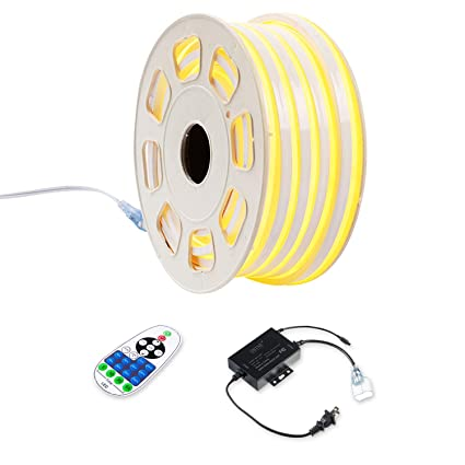 Amazon.com: Cable de luces neón para decoració ...