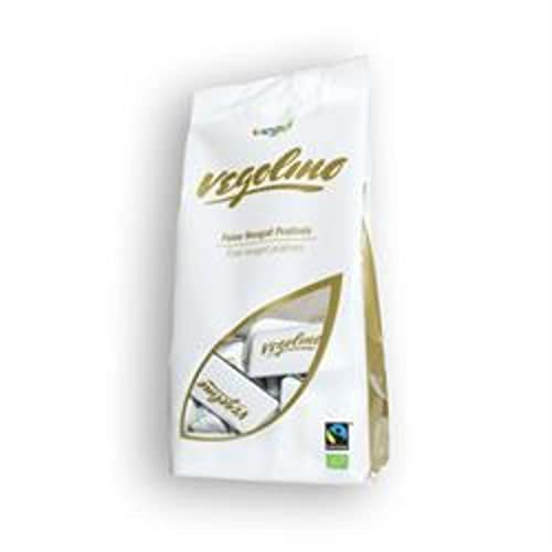 Vego Vegan Organic and Fairtrade Nougat Pralines, 180 g