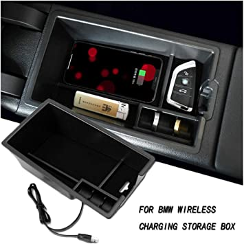 Wireless Charging Pad for BMW New 1 Series,Center Console