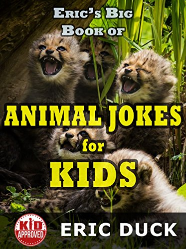 Eric's Big Book of Animal Jokes for Kids (Eric's Big Books for Kids 2) -