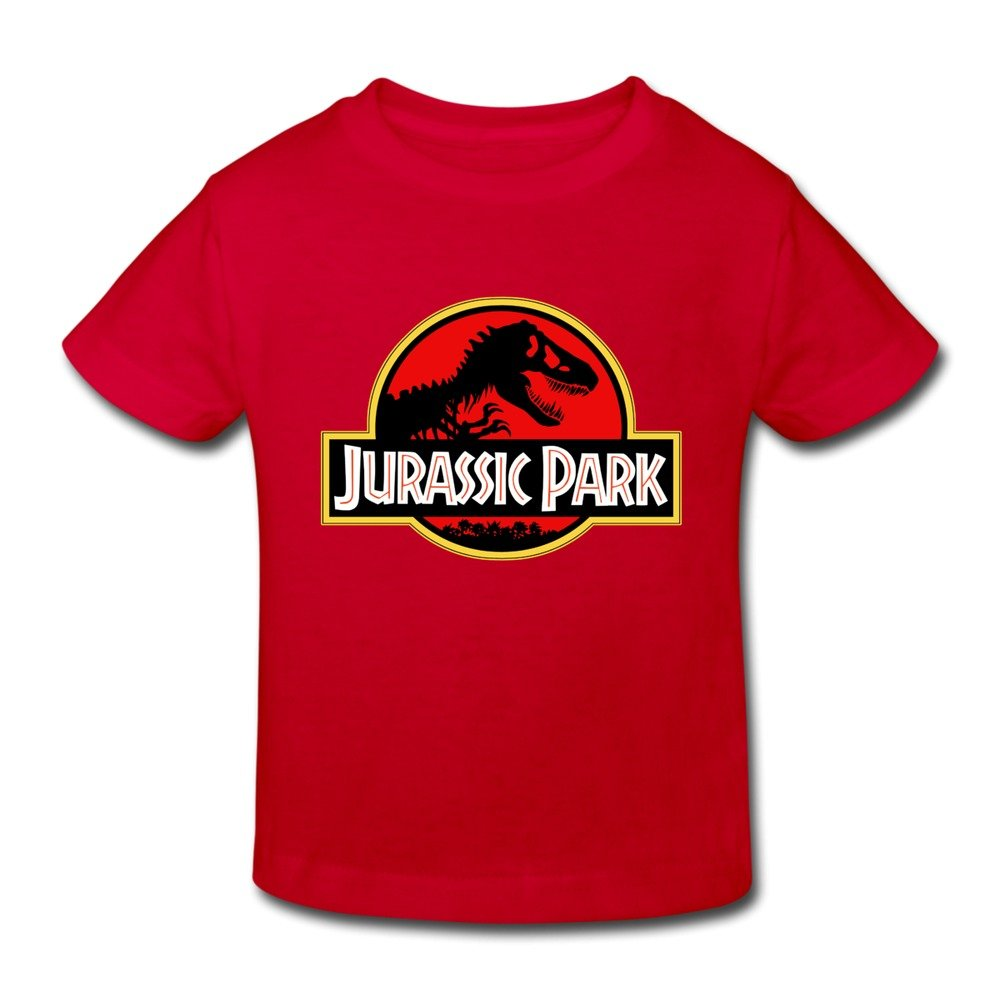 Age 2-6 Kids Jurassic Park World 2015 Little Boys And Girls T-Shirts