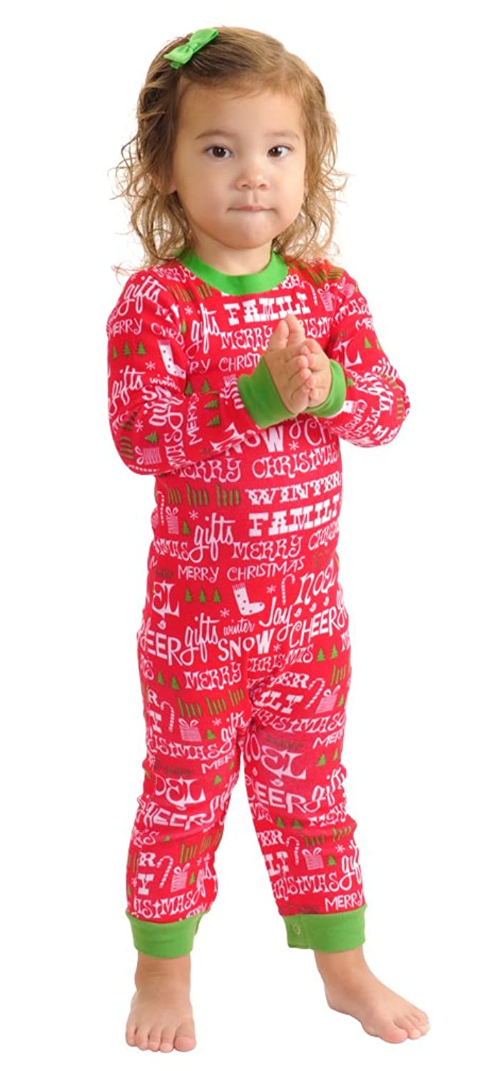 Amazon.com: SleepytimePjs Infant Christmas Pajamas: Infant And ...