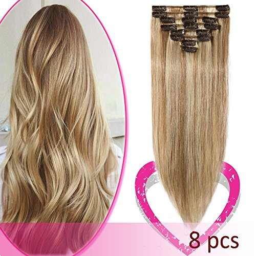 Extensions Highlighted Standard Straight Balayage product image