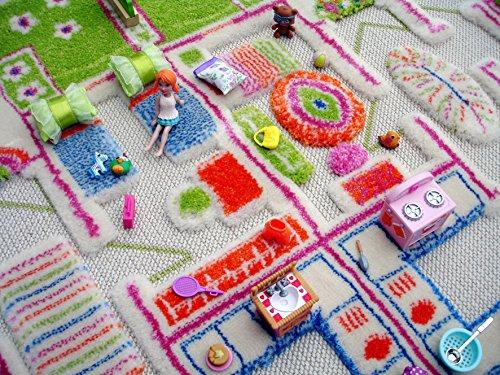 Ivi hipoalerg nica del ni o alfombra y alfombra en - Alfombras hipoalergenicas ...