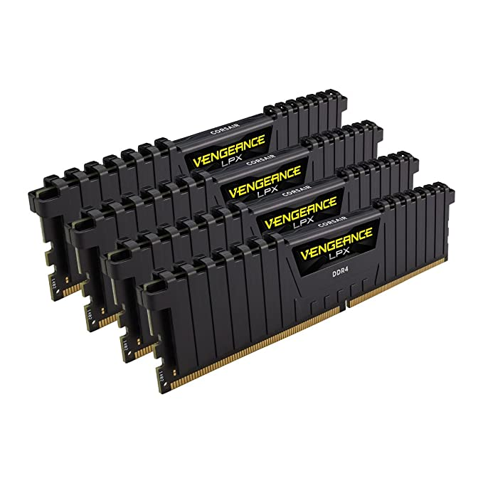 150 opinioni per Corsair CMK64GX4M4A2133C13 Vengeance LPX Kit di Memoria per Desktop a Elevate