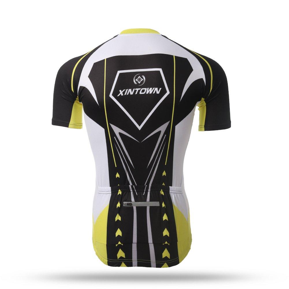 Amazon.com: JINZFJG-SX Maillot Ropa Ciclismo para hombre ...