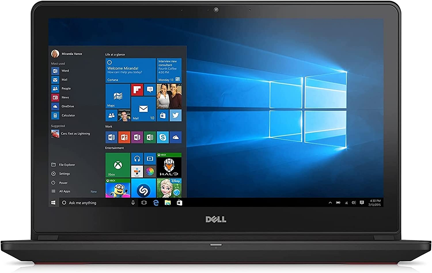 Dell Inspiron 7559-7512GRY-PUS 15.6