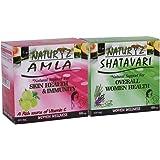 Naturyz Amla 60 Capsules + Naturyz Shatavari 60 Capsules (Combo)