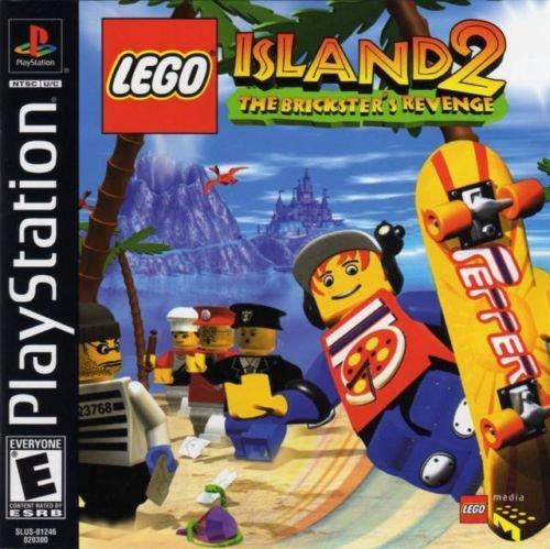 Lego Island 2: Revenge Of The Brickster