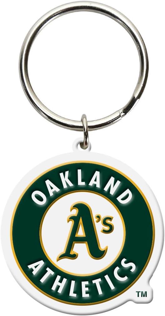 MLB Oakland Athletics Flex Key Chain