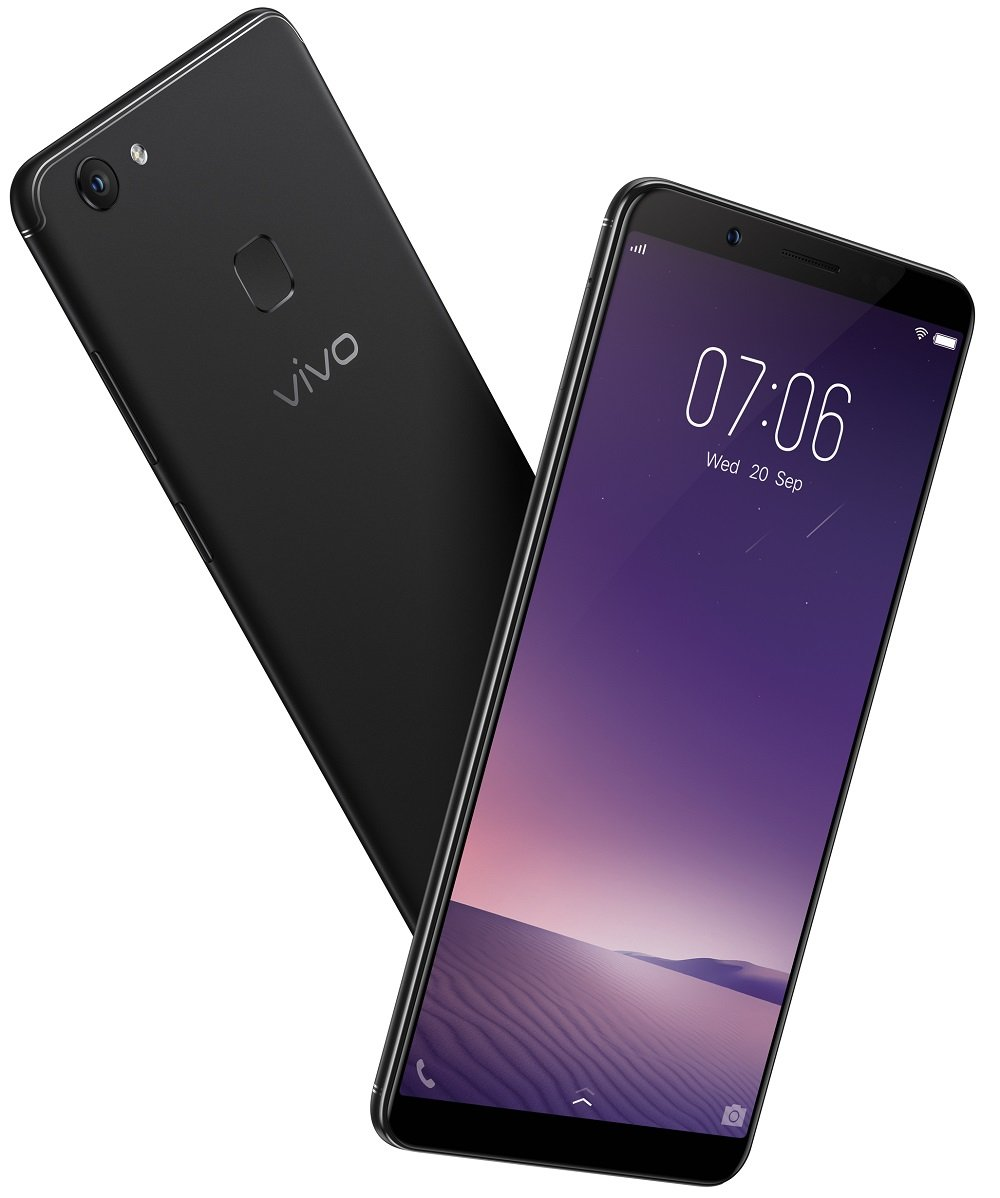 Buy Vivo V7+ (Matte Black, Fullview Display)