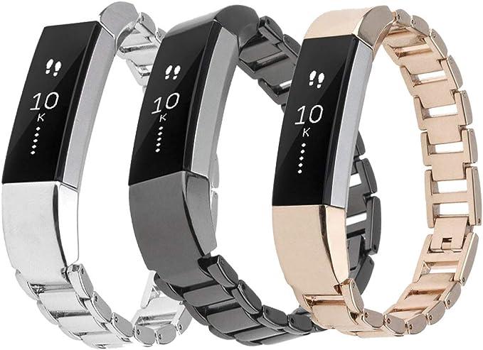 Amazon.com: SailFar - Correa para Fitbit Alta (3 unidades ...