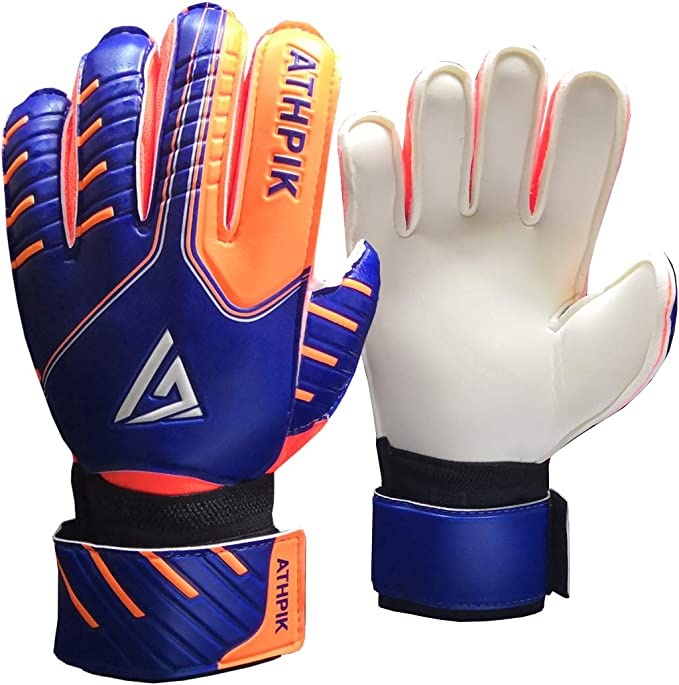 Ages 7-9 years Official Liverpool FC Goalkeeper Gloves Kids