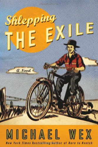 Shlepping the Exile: A Novel - Calgary Shop Irish