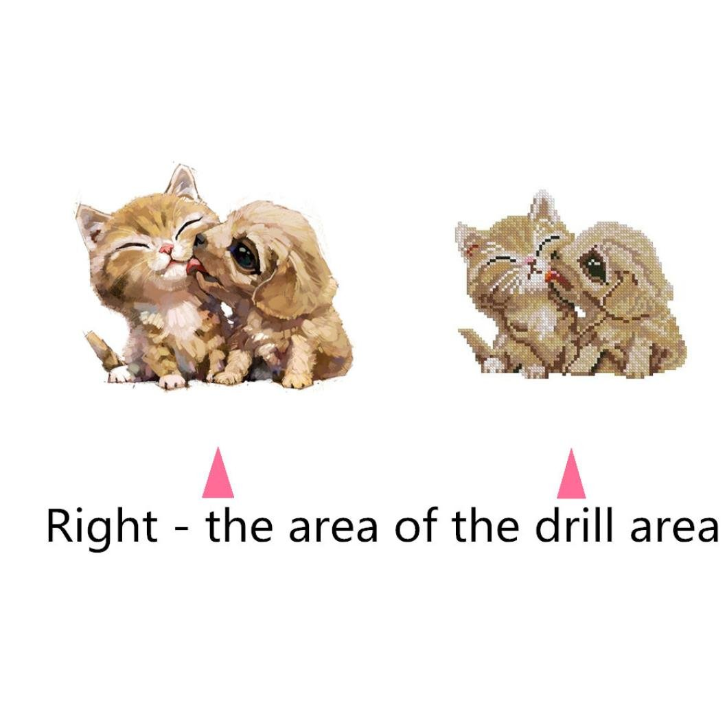 5D Diamond Painting Penguin callm Hot Sale DIY Cross Stitch Kit Animals Diamond Embroidery Painting Drill Arts Craft Supply for Home Wall Decor