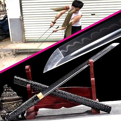 Amazon.com : Battle Ready Very Sharp Japanese Samurai ...
