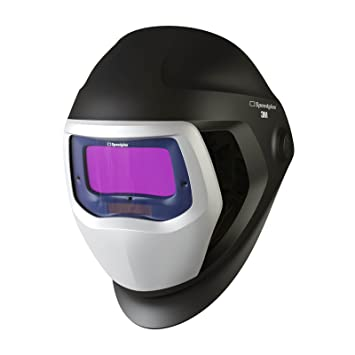Speed Cristal 9100 V X XX sudor Máscara automático soldar Máscara Ventana Lateral: Amazon.es: Bricolaje y herramientas