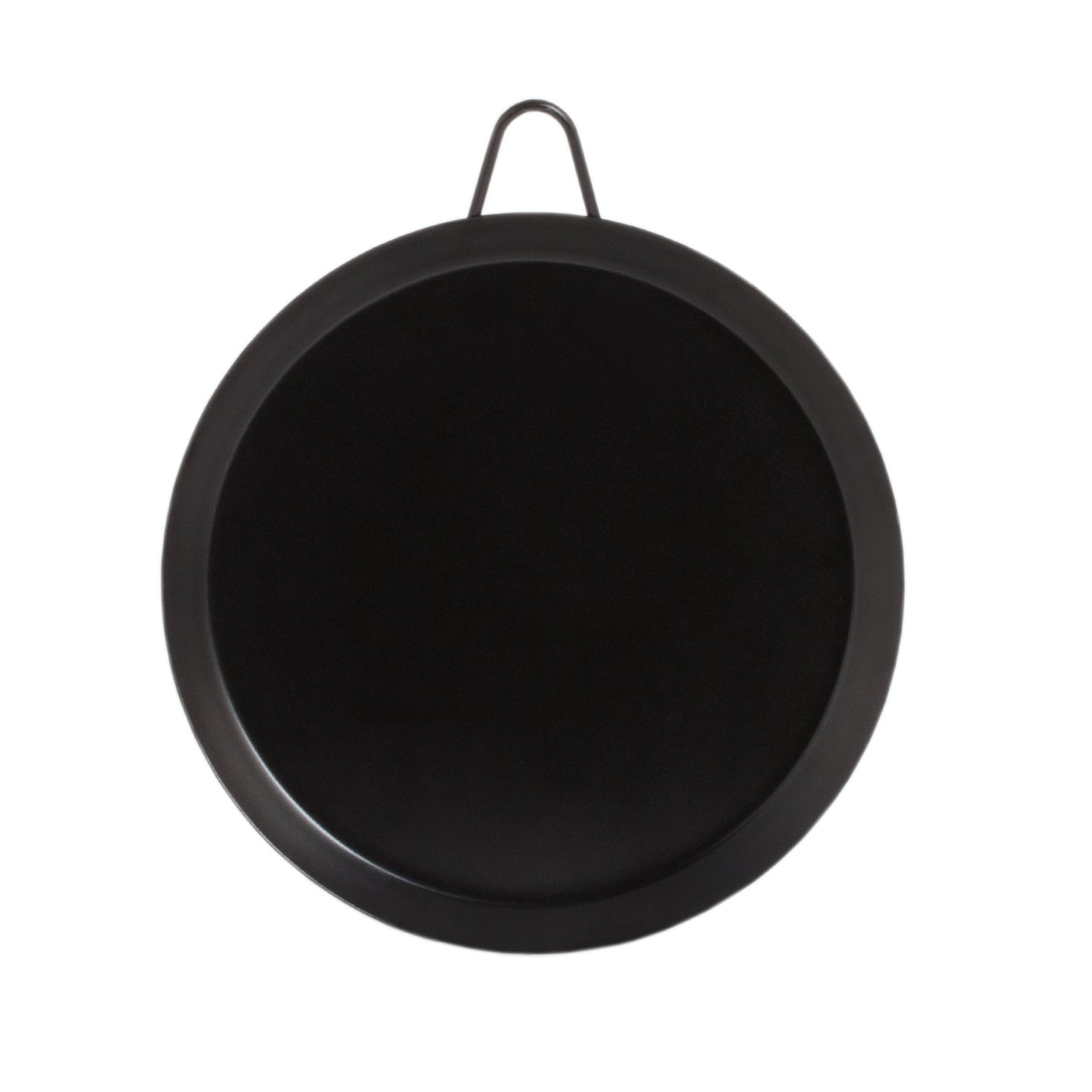 11 Inch Stovetop Griddle Pan - Carbon Steel Griddle Pan Comal Pan - Comal Para Tortillas
