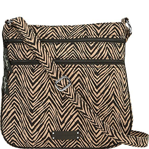 vera-bradley-womens-triple-zip-hipster-zebra-cross-body