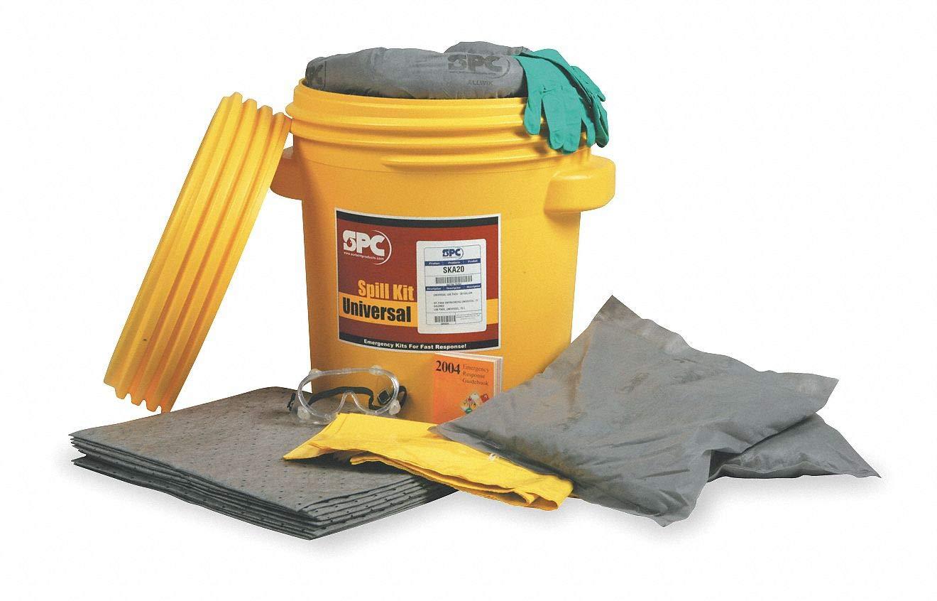 Yellow Spill Kit Universal